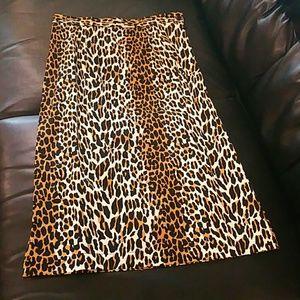 NWT Trashy Diva Pinup Pencil Skirt